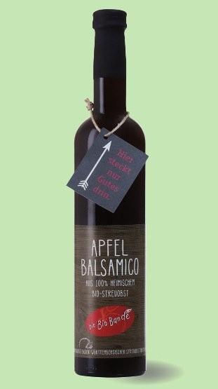 Bio Bande Apfel - Balsamico 0,5 ltr